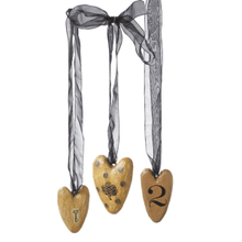 See Details - Heart Necklace (3 asstd).
