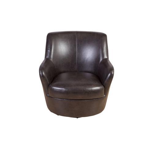 Porter International Designs - Hayes Brown Swivel Chair, AC973