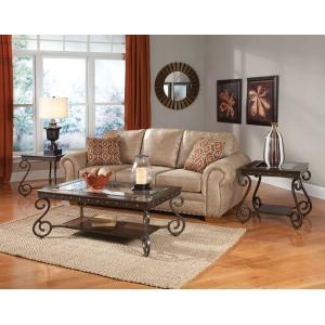 Saratoga 3-Pack Accent Tables, Brown