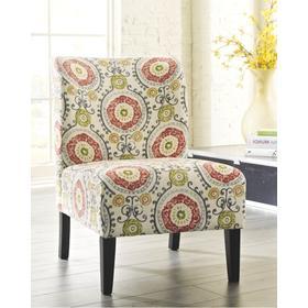 Honnally Accent Chair Floral