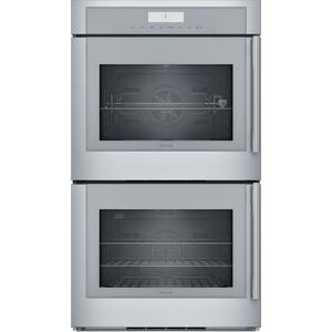 Thermador30-Inch Masterpiece® Double Wall Oven with Left Side Opening Door