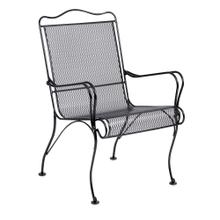 See Details - Tucson High-Back Dining Armchair
