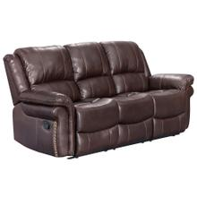 See Details - Dual Reclining Sofa - Glorious Collection
