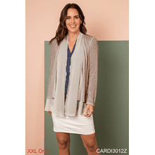 Go With The Flow Layered Cardigan - XXL (3 pc. ppk.)