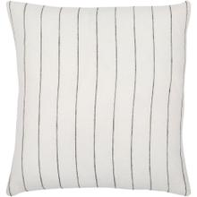 """View Product - Linen Stripe Buttoned LNB-001 13""""H x 20""""W"""