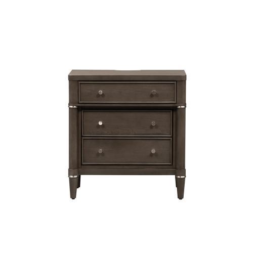 Opt Queen Panel Bed, Dresser & Mirror, N/S
