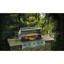 """Electrolux ICON™ Outdoor Kitchens 44"""" Natural Gas Built-In Grill"""