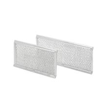 8'' x 3.75'' Aluminum Range Hood Filter, 2 Pack