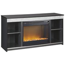 "Starberry 48"" TV Stand With Electric Fireplace"