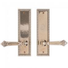 "View Product - Corbel Rectangular Passage Set - 2 1/2"" x 9"" Silicon Bronze Brushed"