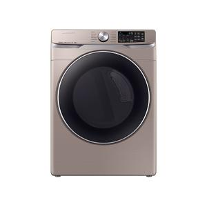 7.5 cu. ft. Smart Electric Dryer with Steam Sanitize+ in Champagne Product Image