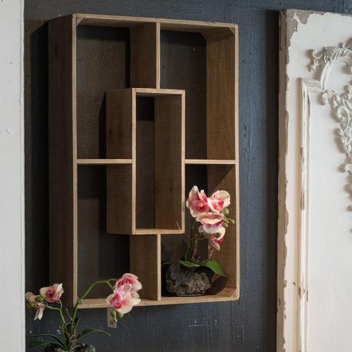 A & B Home - S/2 Shelf