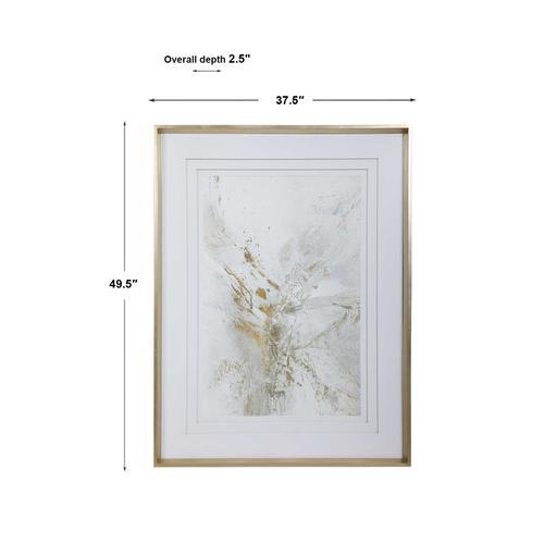 Pathos Framed Print