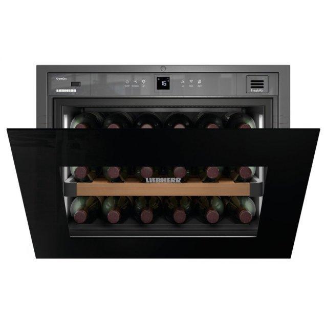 """Liebherr 24"""" Built-in wine storage cabinet"""