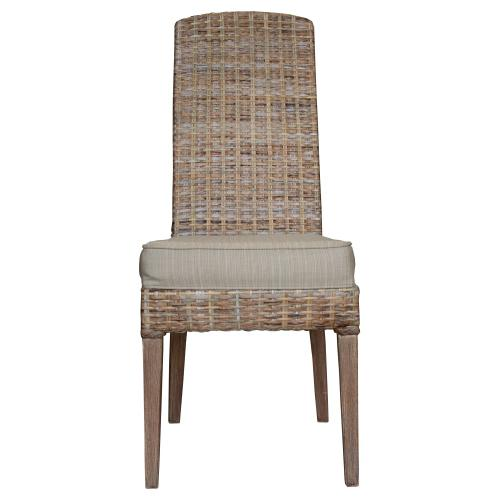 Side Chair, Available in Antique Cream Finish Only.
