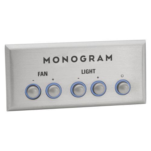 """Monogram 48"""" Custom Hood Insert"""