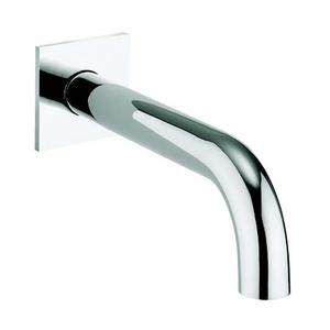MPRO Wall Tub Spout - Brushed Brass