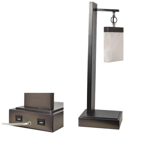 Aimes Table Lamp with LED Light