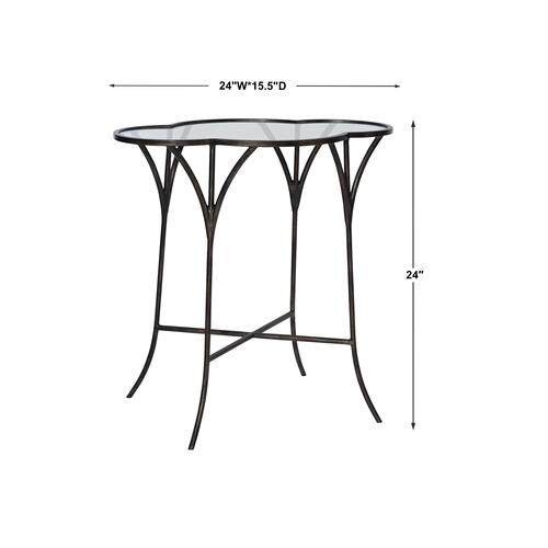 Adhira Accent Table
