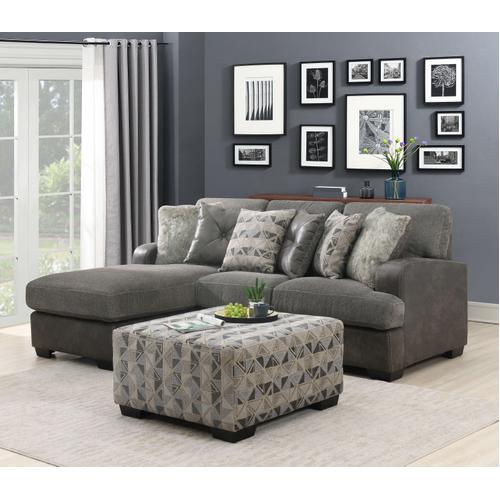 2 Piece Lsf Chaise Sectional