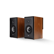 THE LITTLE BIG BOOKSHELF SPEAKERS (PAIR) in Brown Walnut