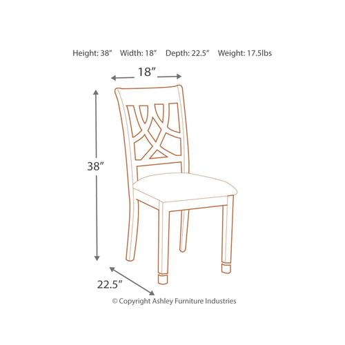 Leahlyn Dining Chairs (set of 3)