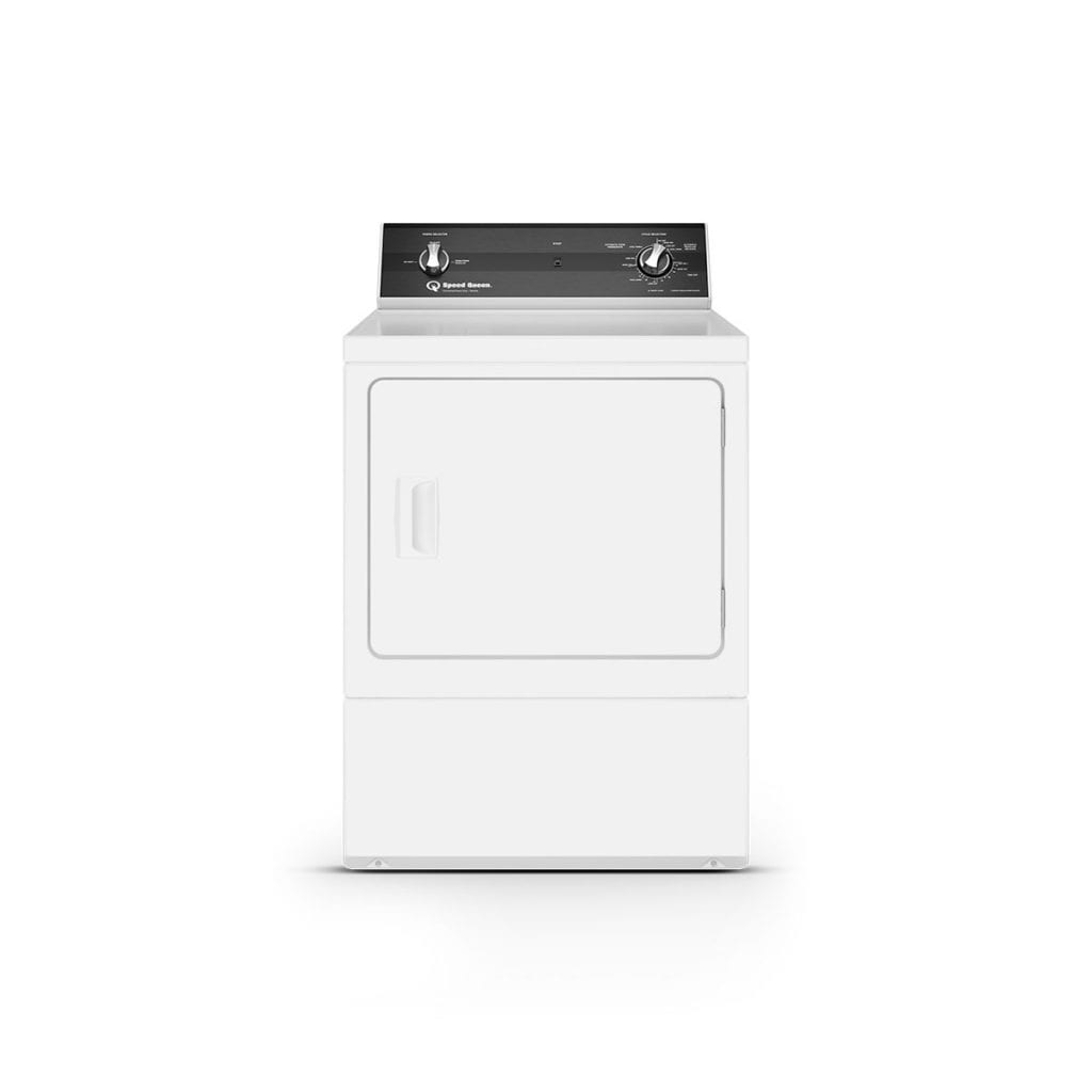 DR3 Sanitizing Electric Dryer with 3-Year Warranty