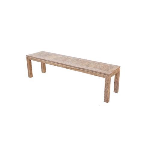 Emerald Home Reims Bench Weathered Teak Od1207-36