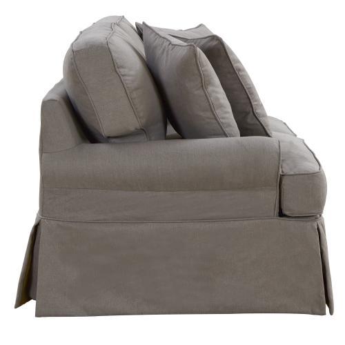 Horizon Slipcovered Sofa - Color: 391094