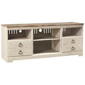 "Ashley FurnitureSIGNATURE DESIGN BY ASHLEWillowton 64"" TV Stand"