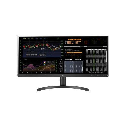 """LG - 34"""" UltraWide FHD All-in-One Thin Client (2560 x 1080) with IPS Display, Quad-core Intel® Celeron J4105 Processor, USB Type-C™"""