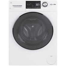 "GE 24"" Front Load Washer/Condenser Dryer Combo White - GFQ14ESSNWW"