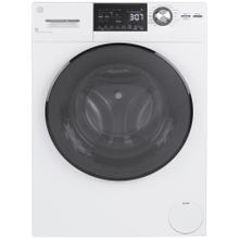 "See Details - GE 24"" Front Load Washer/Condenser Dryer Combo White - GFQ14ESSNWW"