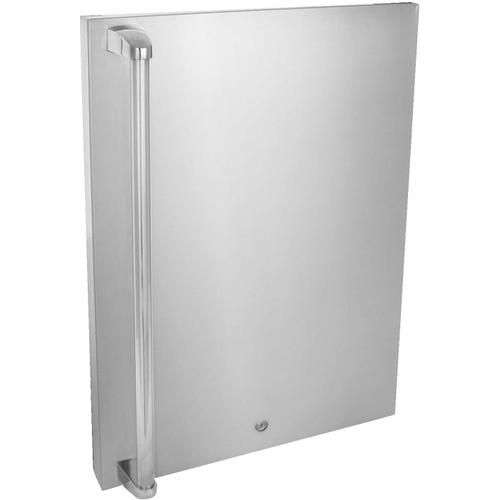 Product Image - Blaze Stainless Steel front door sleeve upgrade 4.5