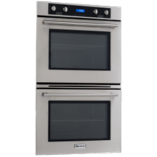 """See Details - Stainless Steel 30"""" Self Cleaning Electric Double Oven"""