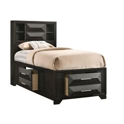 1063 Aria Twin Storage Bed
