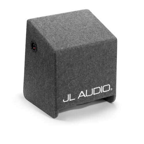 JL Audio - Single 12W0v3 BassWedge, Ported, 4