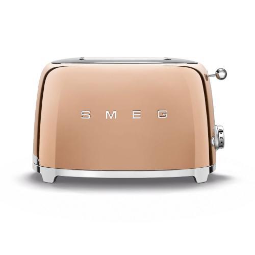 2x2 Slice Toaster, Rose Gold