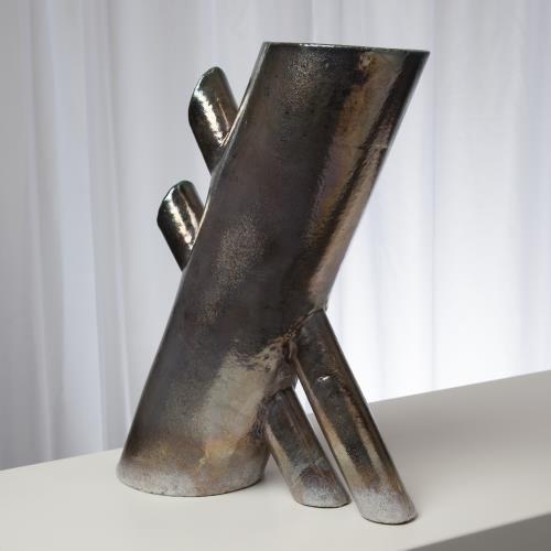 Tube Bowl-Raku