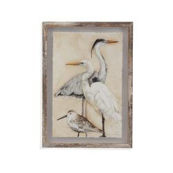 Watercolor Waterbirds I