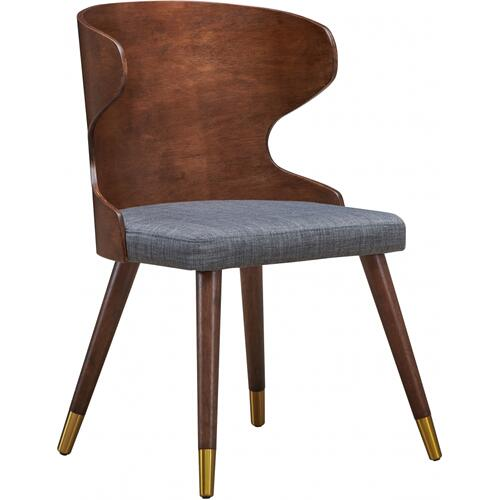 "Sherwood Linen Fabric Dining Chair - 21"" W x 22"" D x 33"" H"