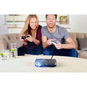 Mobile Android LED 720p DLP Projector