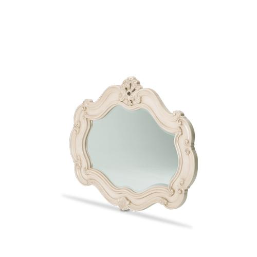 Chateau de Lago Sideboard Mirror Blanc