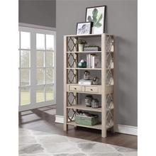 See Details - 2 Drw Bookcase