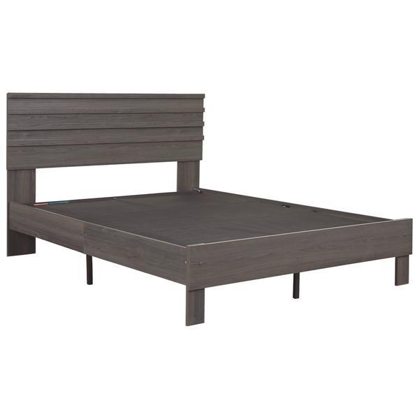 Brymont Queen Panel Platform Bed