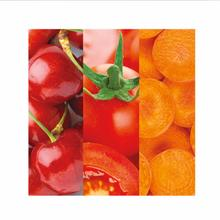 See Details - Cherries Tomatoes Carrots Fine Wall Art