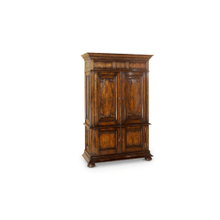 See Details - Raised Panel Armoire
