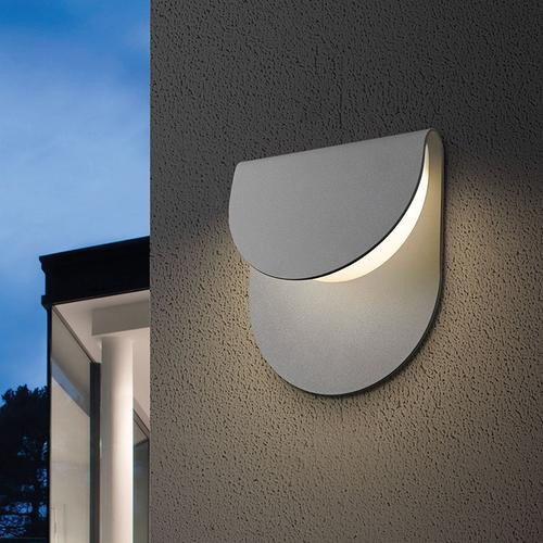 Sonneman - A Way of Light - Cape LED Sconce [Color/Finish=Textured Gray]