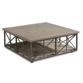 Arch Salvage Burton Cocktail Table Mist