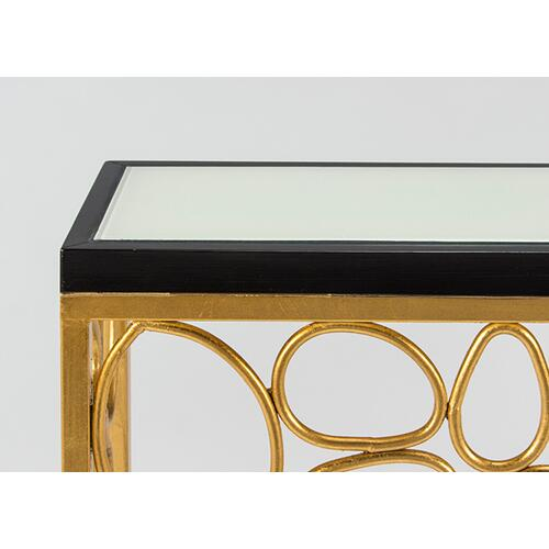 "Artmax - Console Table 40x10x34"""